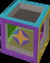 Caja mágica modificada detallada