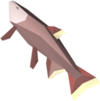 100px-Leaping salmon detail