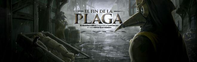 Plague's End banner