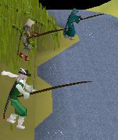 Playersfishing
