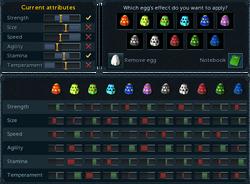 Evento de Pascuas 2015 - Máquina combinadora de huevos