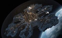 Ancient City Ship