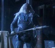 Wraith staff