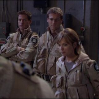 Desert Camo SG-1 a partir de una realidad alternativa
