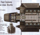Lanzadera T-4a clase Lambda/Leyendas