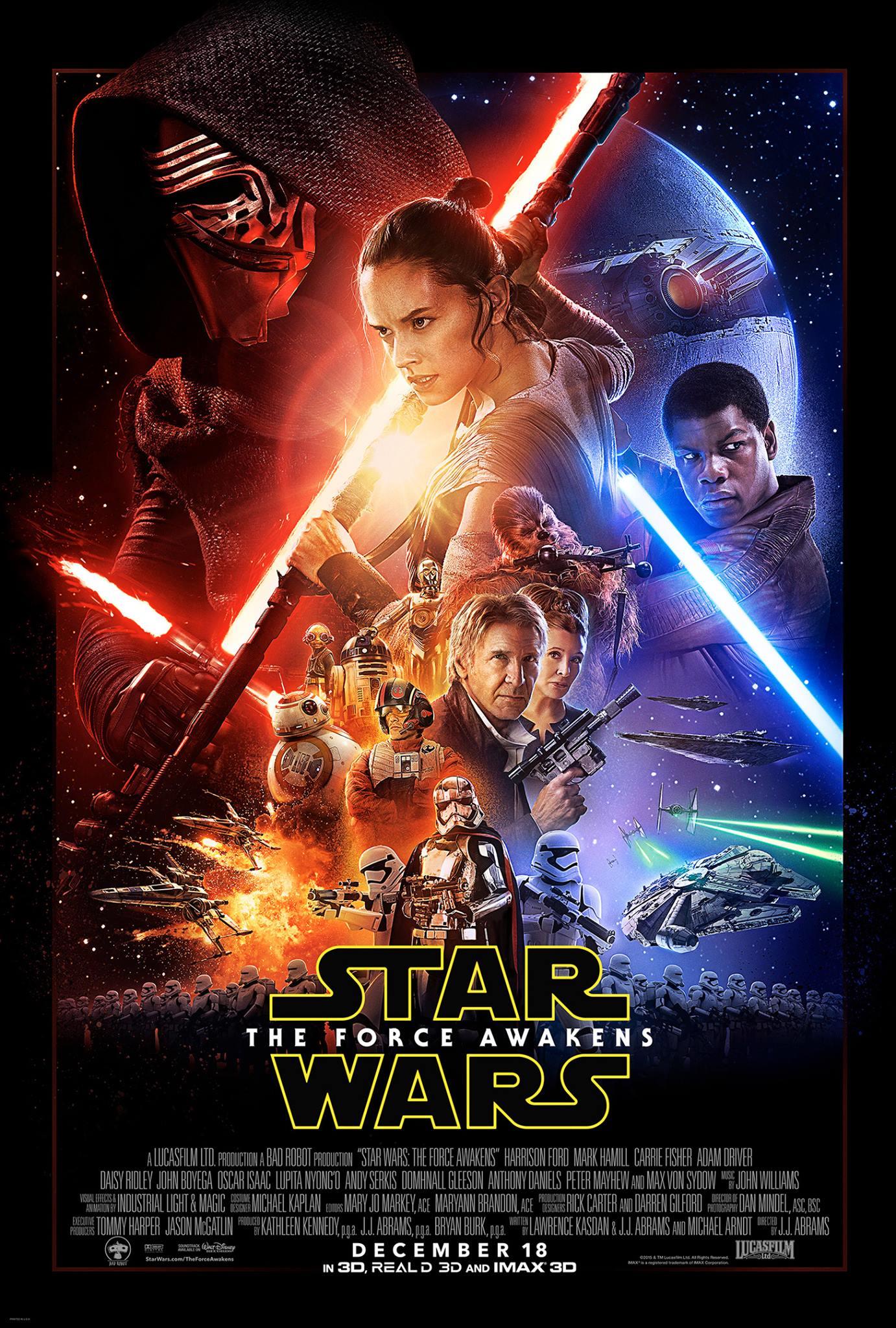 Star Wars: Episodio VII El Despertar de la Fuerza   Star Wars Wiki ...