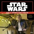Han y Chewie Han vuelto Portada.jpg
