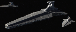 Imperial attack cruisers