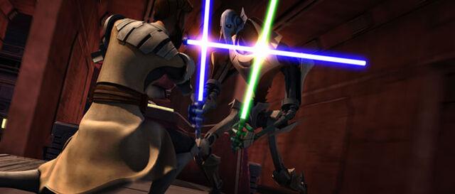 Archivo:Kenobi vs Grievous Malevolence.jpg