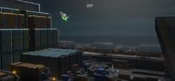 Colossus attack