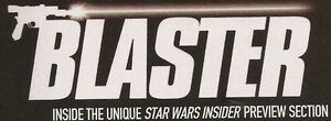 BLASTER (Insider Magazine)