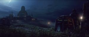 Luke Skywalkers Jedi temple