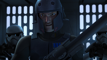 Kallus ambushes the rebels