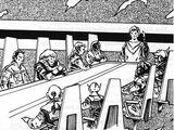 Gabinete de la Alianza/Leyendas