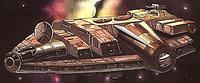 Barloz-class Medium Freighter