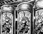 Gamorrean doctrination tanks