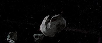 Cinturón de asteroides de Hoth