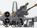 Caza estelar de reconocimiento T-65BR Ala-X