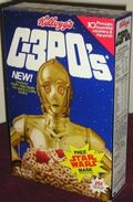 Cereal Box C3P0s