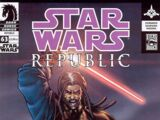 Star Wars: Republic 63: Striking from the Shadows