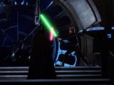 Duelo en la Estrella de la Muerte II