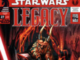 Star Wars: Legacy 27: Into the Core