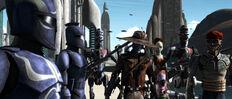 Cad Bane's posse