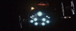 TIE attack on the Resistance fleet