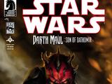 Darth Maul—Hijo de Dathomir, Parte Uno
