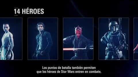 Esto es Star Wars Battlefront II