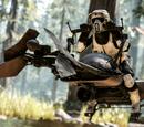Soldado explorador
