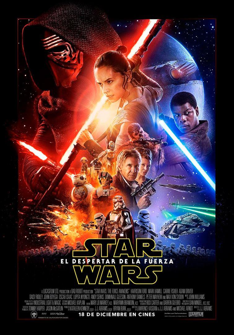 Star Wars: Episodio VII El Despertar de la Fuerza | Star Wars Wiki ...
