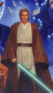Obi-Wan Kenobi Caballero Jedi