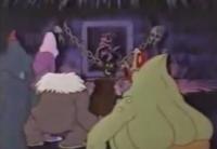 Horvill hut monsters