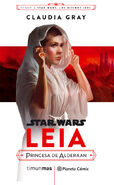 Leia Princess of Alderaan Spanish cover