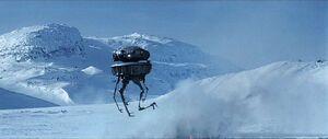 Sonda en Hoth