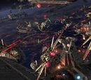Batalla de Coruscant/Leyendas