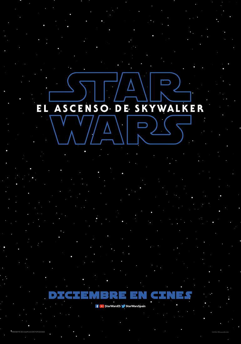 29b73409be Star Wars  Episodio IX El Ascenso de Skywalker
