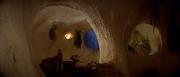 Interior de la Choza de Yoda