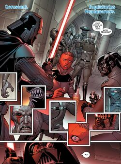 Dark Lord 20 Vader vs Inquisitors