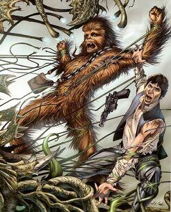 Han&Chewie