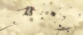 Mandalore Republic landing