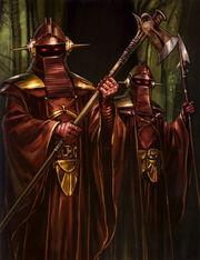 Imperial sentinels EGF