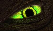 Zillo Beast eye