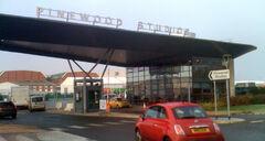 Pinewood Studios Gateway