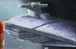 Darth Revan's flagship