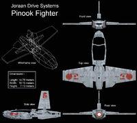 Pinook Fighter Schematic