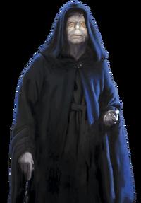 Emperor Palpatine Commander