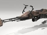 Moto deslizadora 74-Z
