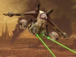 Republic Gunship (LAAT)